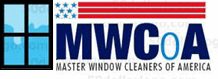 PEAK WINDOW CLEANING is a member of Master Window Cleaners of America (MWCoA)
